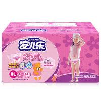 [当当自营]安儿乐 成长裤女宝宝XL84片(适合体重12kg -18kg)
