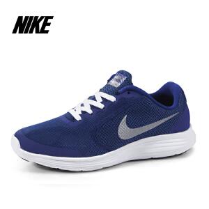 耐克Nike 夏季休闲运动跑步鞋 REVOLUTION 3(GS) 819413