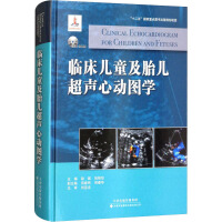 临床儿童及胎儿超声心动图学 天津科技翻译出版有限公司