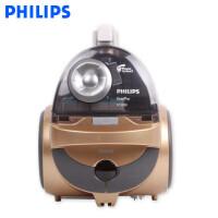 Philips/飞利浦吸尘器家用强力手持式小型FC5830大功率除螨静音卧式无尘袋
