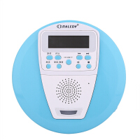 英语CD复读机小学生迷你便携式光盘播放器MP3插卡U盘可充电随身听
