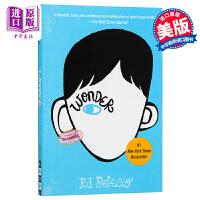 奇迹男孩英文版原版wonder R.J. Palacio Corgi 帕拉秋 少年小说 奥斯卡提名 奇迹 温馨励志 同名