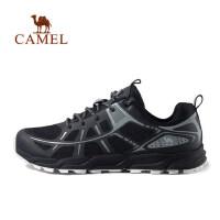 CAMEL骆驼户外徒步鞋 野营透气耐磨防滑减震登山徒步鞋男