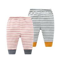 女宝宝春装打底裤长裤婴儿童女童1岁3个月满月裤子春秋季