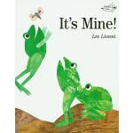【中商原版】这是我的!英文原版 It's Mine! 四度凯迪克奖得主李欧・李奥尼(Leo Lionni)代表作 幼儿