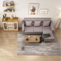 简约现代布艺转角沙发宜家家居北欧小户型客厅沙发旗舰家具店