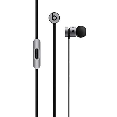 【当当自营】Beats urBeats 入耳式耳机 - 深灰色 手机耳机 三键线控 带麦MK9W2PA/B可使用礼品卡支付 国行正品 全国联保
