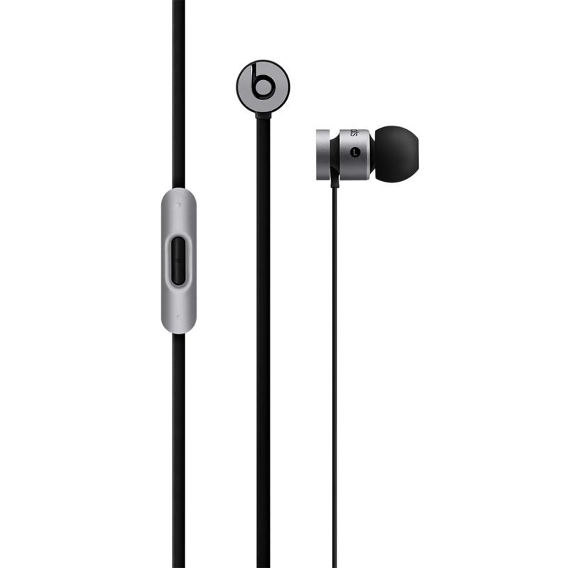 Beats urBeats 入耳式耳机 - 深灰色 手机耳机 三键线控 带麦MK9W2PA/B可使用礼品卡支付 国行正品 全国联保