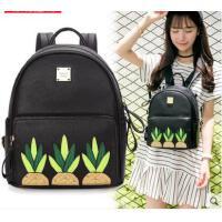 时尚潮流PU女包铆钉迷你背包 韩版个性旅行包双肩包包大容量背包女新款小包