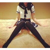 情趣内衣清纯学生装水手性感制服丝袜套装空姐女警短裙激情