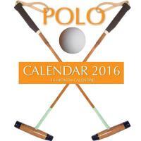 【预订】Polo Calendar 2016: 16 Month Calendar