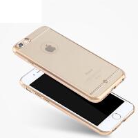 TOTU 苹果6手机壳4.7iPhone6s保护套电镀硅胶透明六薄女款软潮