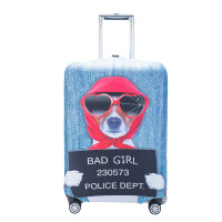 弹力拉杆箱套澳洲日本防尘罩行李箱保护套ebay跨境电商 S 18-21寸