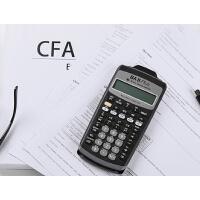 德州仪器TI BA II plus金融计算器BAII PLUS CFA一二级考试计算机