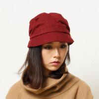 韩版 针织毛线帽子女冬保暖学生可爱时尚女士冬帽子女