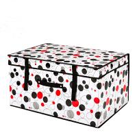 特价 收纳箱 收纳盒 整理箱60*50*40有盖棉被储物收纳盒整理箱 收纳箱 储物箱防水覆膜无纺布衣物 做工精细 你值