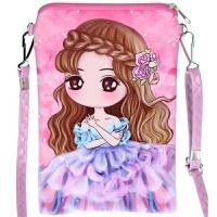 迷你小包包女童时尚可爱手机包小孩子斜挎包宝宝单肩包韩版潮