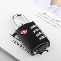 健身房更衣柜子锁旅行拉杆箱行李箱抽屉小锁背包迷你密码锁 挂锁