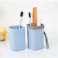 洗漱杯牙刷牙膏收纳盒便携洗漱包出差旅游用品漱口杯牙刷杯