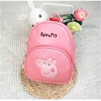 儿童背包1-3岁女宝宝迷你双肩包小猪佩奇书包幼儿卡通包包可爱潮