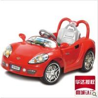 儿童电动车 童车 遥控汽车 华达童车 电瓶车 可坐四轮童车