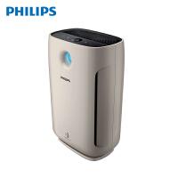 飞利浦(PHILIPS) 空气净化器 AC2880 家用办公室除花粉杀菌除苯除甲醛除烟尘除PM2.5