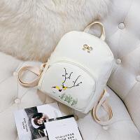 女士时尚双肩包女韩版潮小学生儿童旅行背包女童书包休闲女孩包包