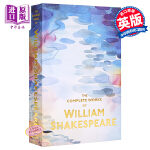 【中商原版】莎士比亚全集作品 英文原版 Complete Works of William Shakespeare W