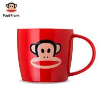 大嘴猴简约马克杯咖啡杯骨瓷情侣水杯容量牛奶杯办公室经典茶杯大