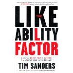 LIKEABILITY FACTOR, THE(ISBN=9781400080502) 英文原版