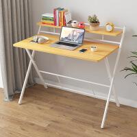 良木电脑桌宜家家居家用简约经济型折叠小桌子学生卧室书桌旗舰店