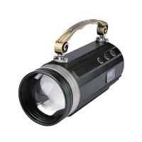钓鱼灯夜钓灯神器氙气超亮紫光蓝光灯强光2000W大功率变焦钓灯