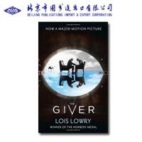 英文原版 The Giver Quartet: The Giver MTI 记忆授予者 电影版 授者 赐予者 英文版 小说原著书