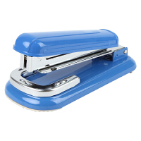 齐心 B3828 多功能可转头订书机(12#) 订书器
