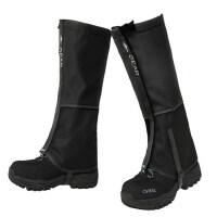 雪套户外登山防雪鞋套男女护腿防水滑雪装备沙漠徒步防沙雪地脚套