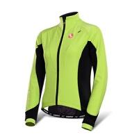 骑行服女 长袖骑行外套 抓绒骑行服套装骑行装备 骑行服套装