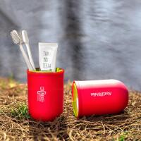 创意旅行洗漱杯牙刷牙膏便携套装多功能情侣漱口杯出差旅游用品