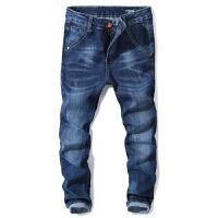 春夏款男士牛仔裤直筒休闲时尚修身牛仔裤9915