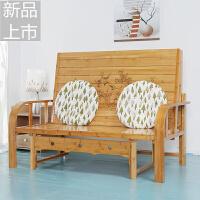 可折叠床椅子两用沙发床单人木板床多功能竹床简易1.2经济型1.5米定制