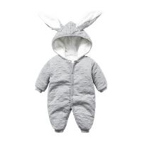 婴儿连体衣服宝宝新生儿0长袖3个月季满月2可爱春装冬季