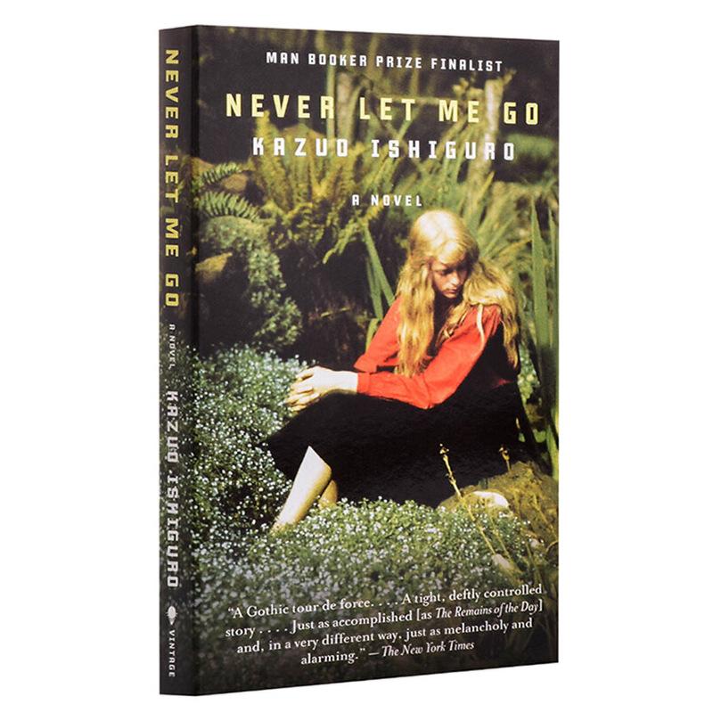 【中商原版】[英文原版]Never Let Me Go 石黑一雄:别让我走 电影小说原著 2017年诺贝尔文学奖获得者 世界经典文学作品