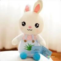 情侣小兔子公仔兔兔毛绒玩具小白兔抓机娃娃婚庆抛洒生日礼物