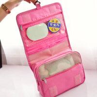 旅游洗漱用品化妆包便携防水收纳整理包 旅行大容量洗漱包
