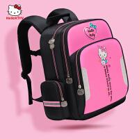 包邮hello kitty书包小学生女童1-3-6年级女孩书包6-12岁儿童双肩背包
