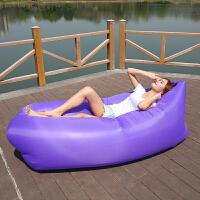 户外空气沙发床便携式充气沙发懒人充气沙发床野营气垫床午休神器新品