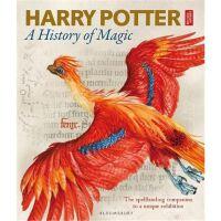 哈利波特 魔法史:展览之书 英文原版 Harry Potter a History of Magic,哈利波特 魔法史