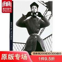 【预订】包邮DIOR BY AVEDON 理查德德・埃夫登的迪奥 服装设计英文原版图书