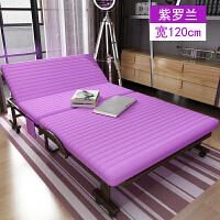 折叠床单人床午睡床办公室简易躺椅午休床双人单人陪护床床