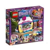 【当当自营】LEGO乐高积木好朋友Friends系列41366 6岁+奥莉薇亚的草莓蛋糕咖啡店