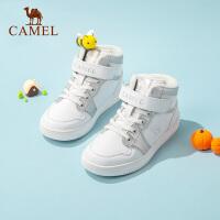 骆驼棉鞋男童冬季鞋加绒加厚冬鞋二棉鞋保暖童鞋运动鞋潮鞋子秋